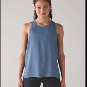 lululemon athletica Tops - All tied up Tank
